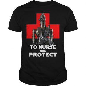 Ig Nurse 2 To Nurse And Protect Shirt