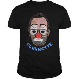 Jim Cornette Clownette Shirt