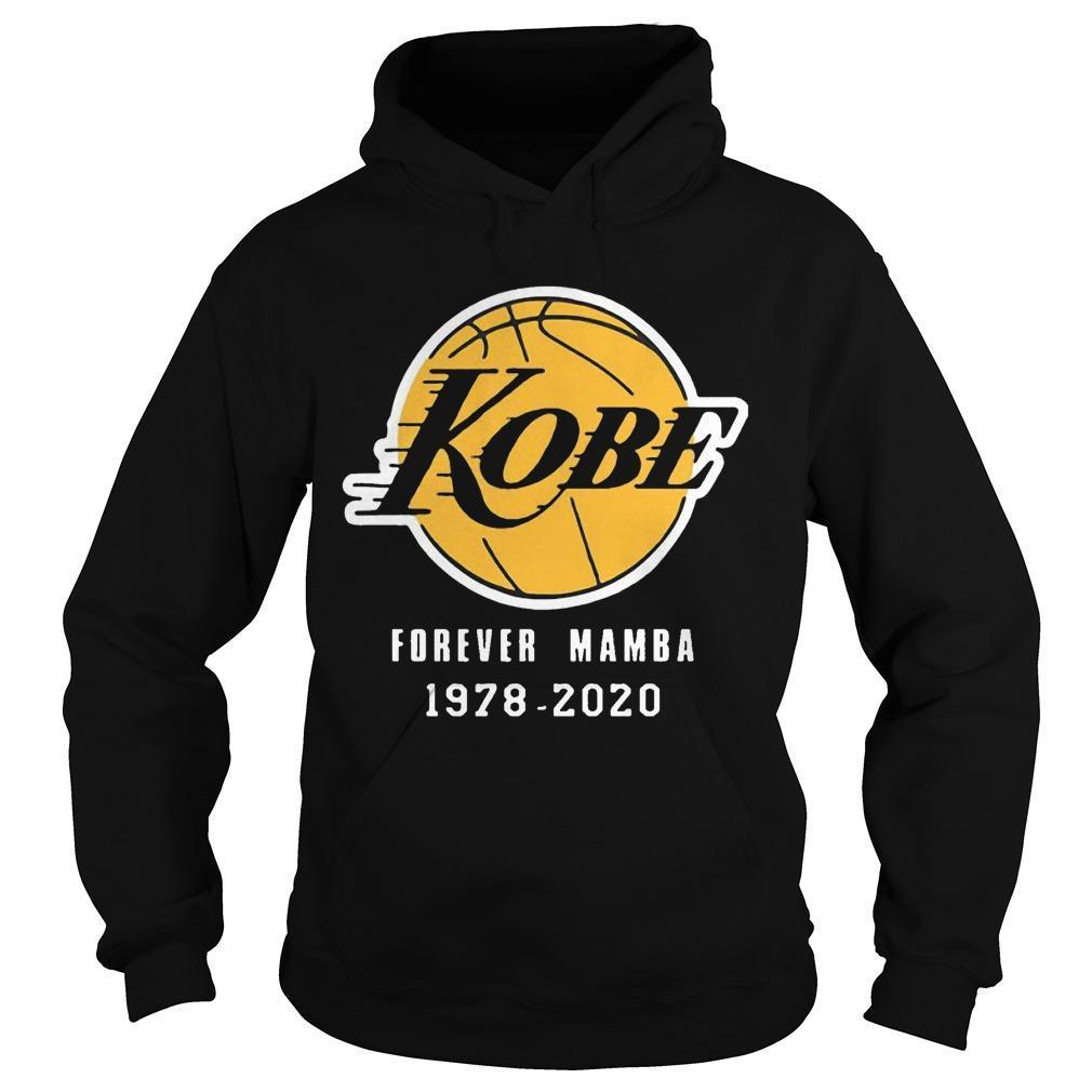 Kobe Forever Mamba 1978 2020 Hoodie