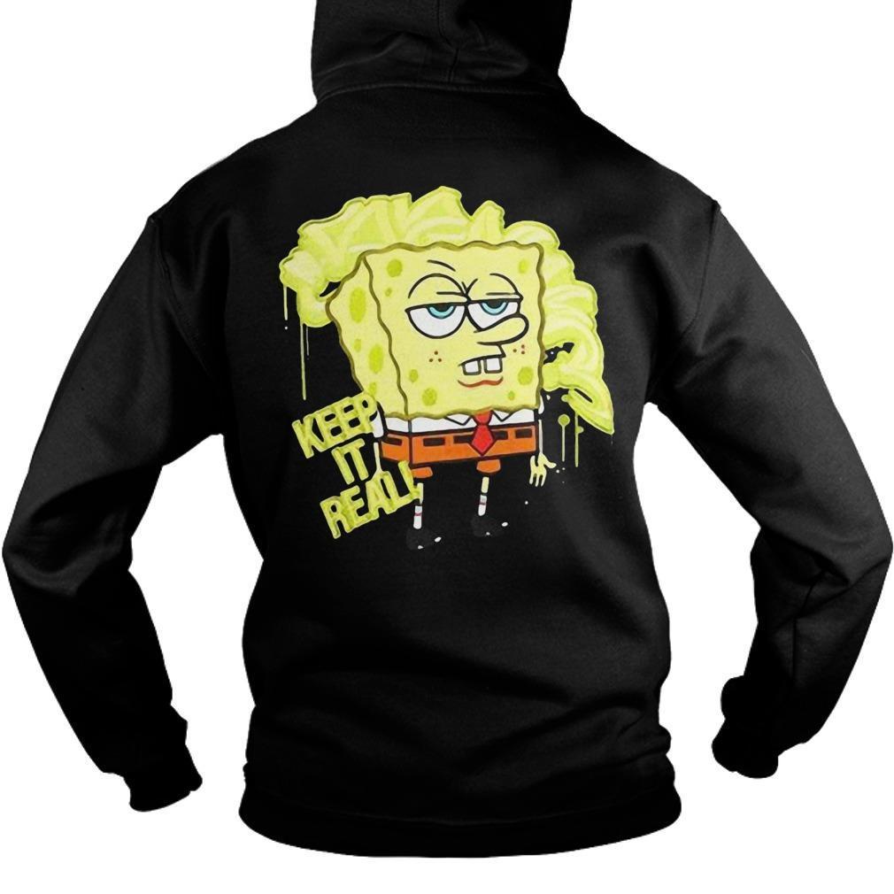 Larry Walker Spongebob Hoodie