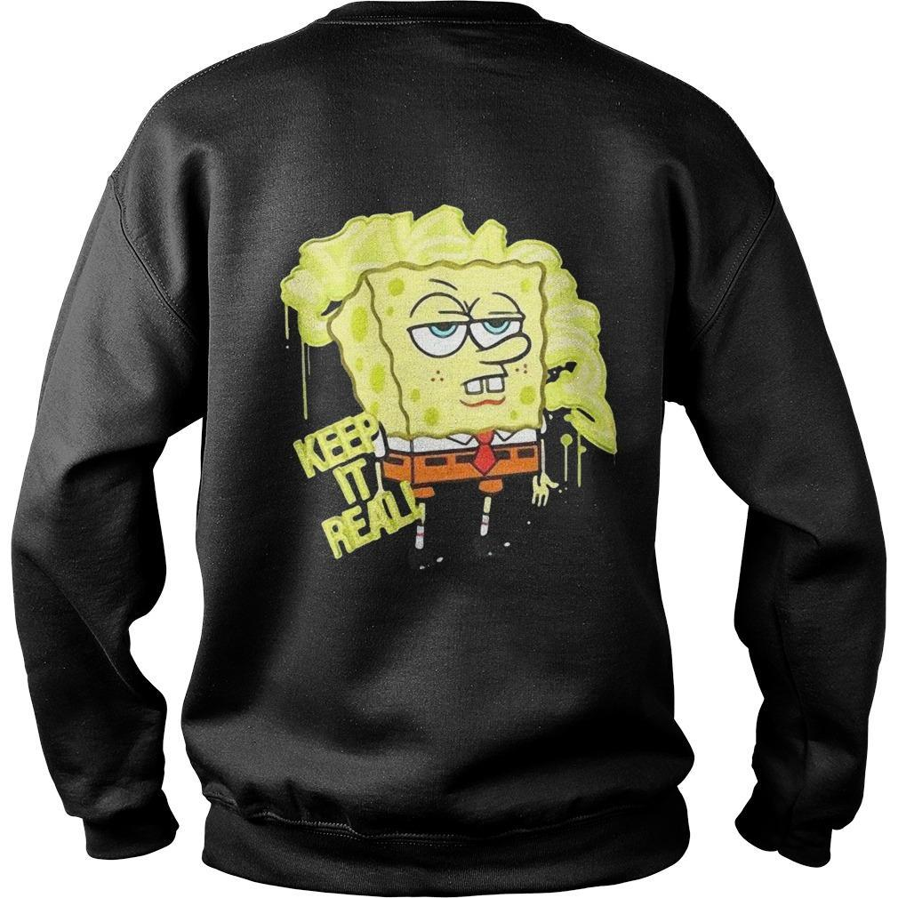 Larry Walker Spongebob Sweater