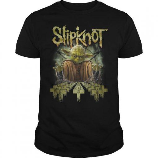 Master Yoda Slipknot Shirt