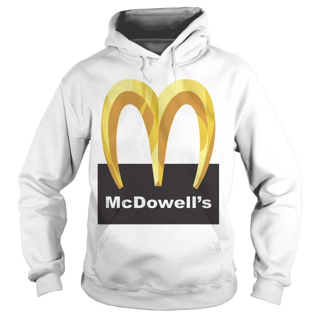 McDowell's Logo Hoodie