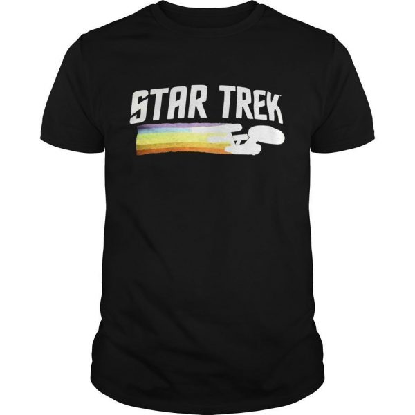 Michael Chabon Star Trek Shirt