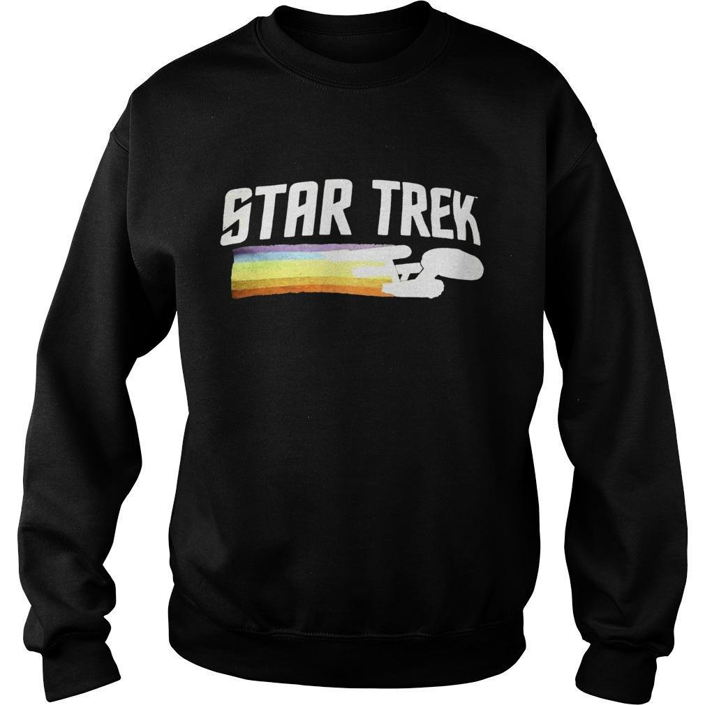 Michael Chabon Star Trek Sweater