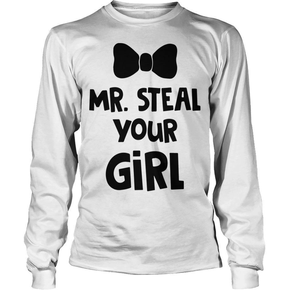 Mr Steal Your Girl Longsleeve