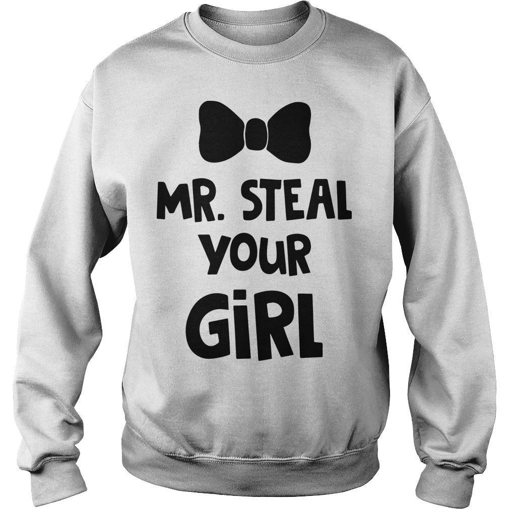 Mr Steal Your Girl Sweater