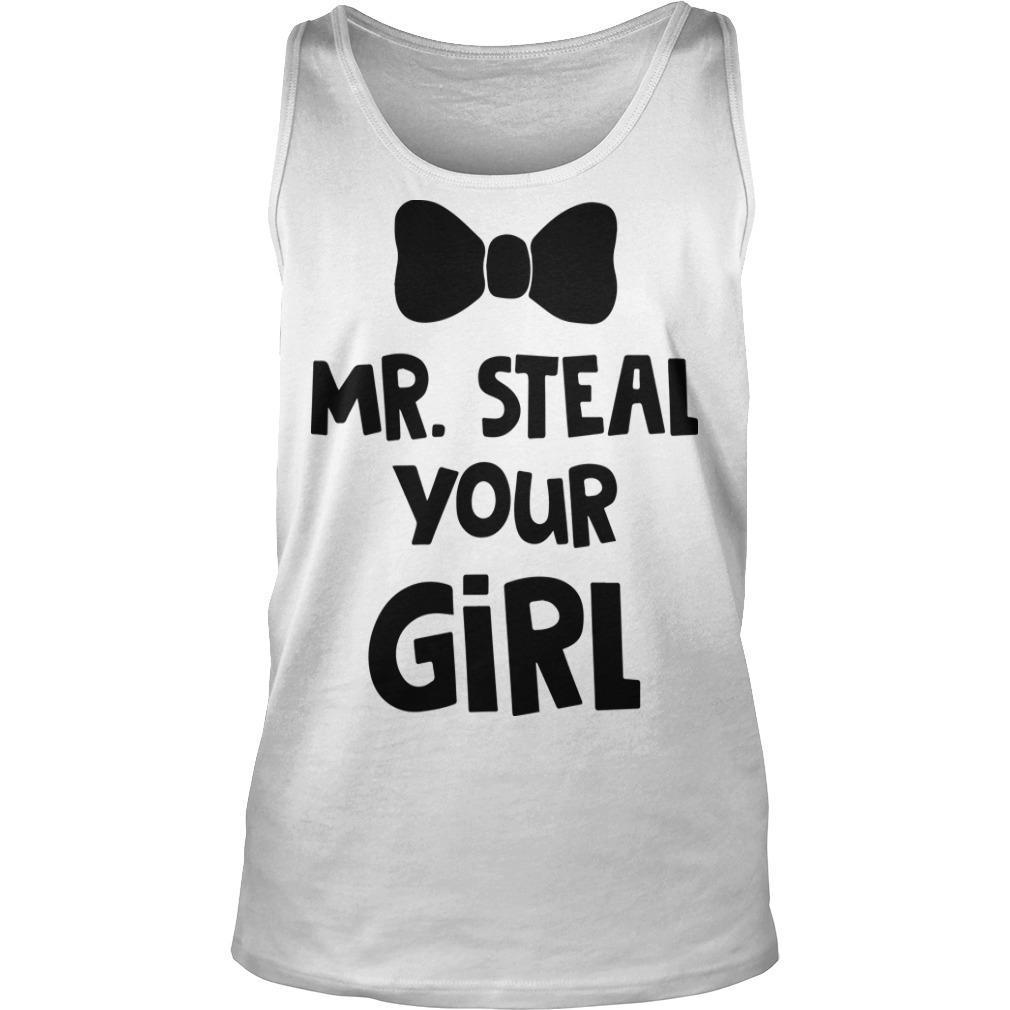 Mr Steal Your Girl Tank Top