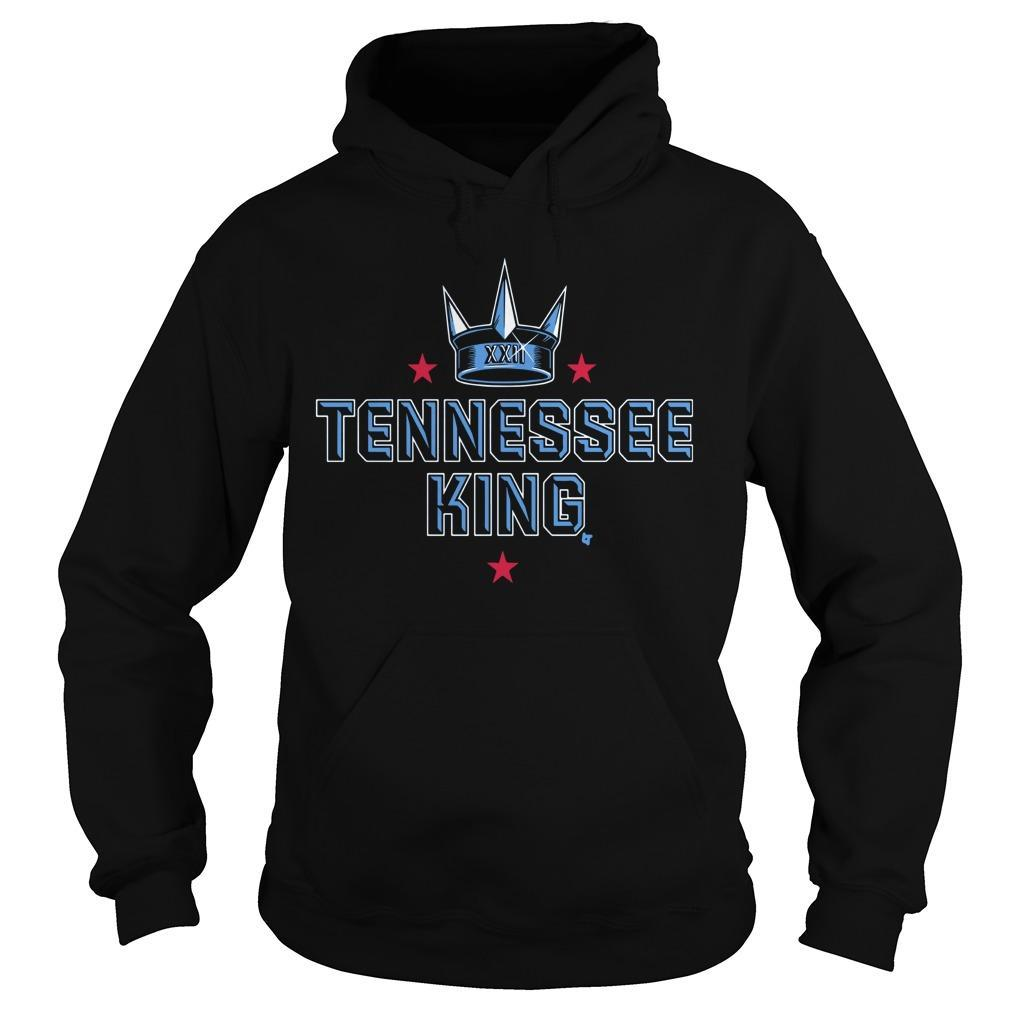 Nashville Football Tennessee King Hoodie