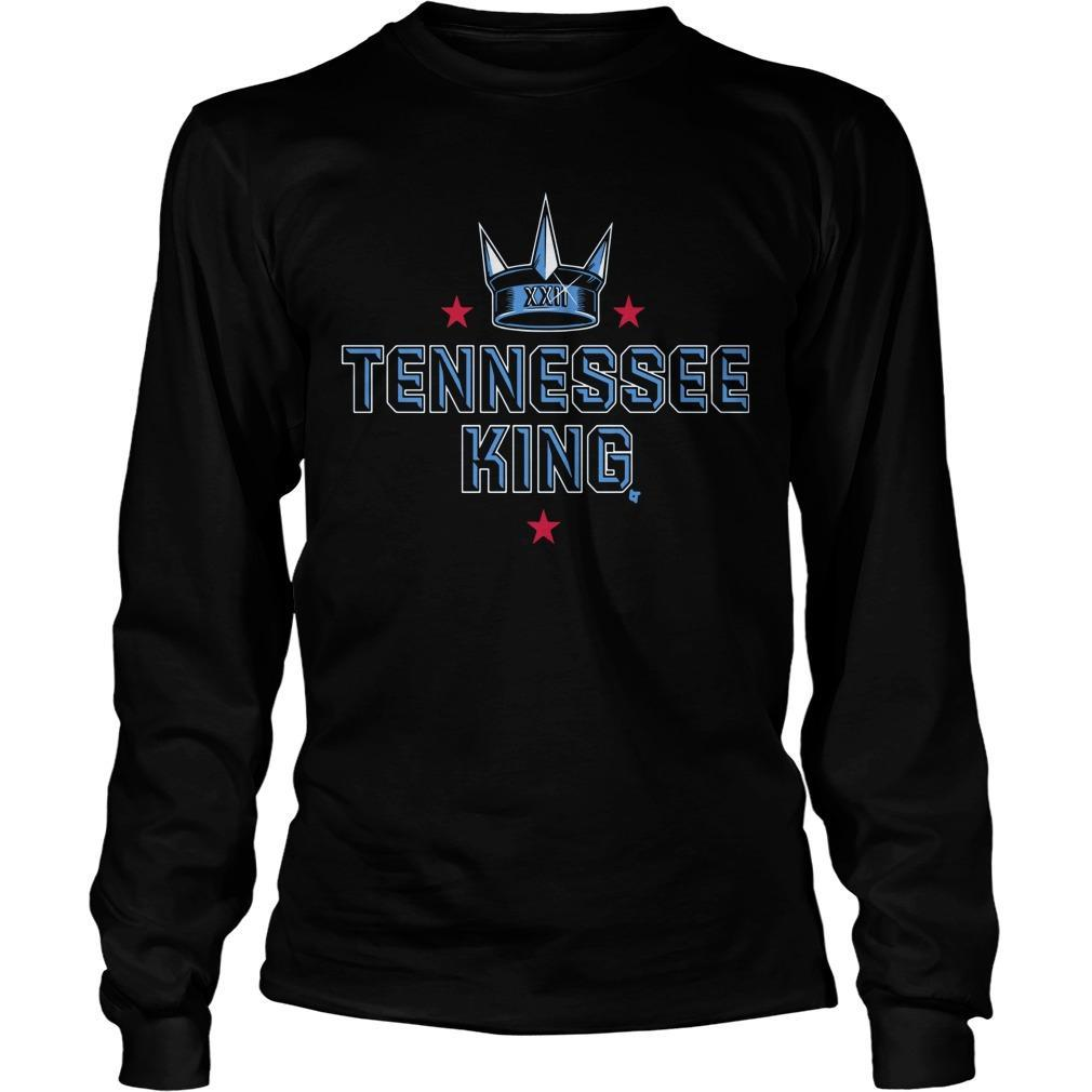 Nashville Football Tennessee King Longsleeve