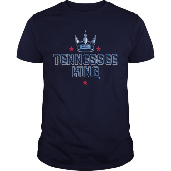 Nashville Football Tennessee King Shirt
