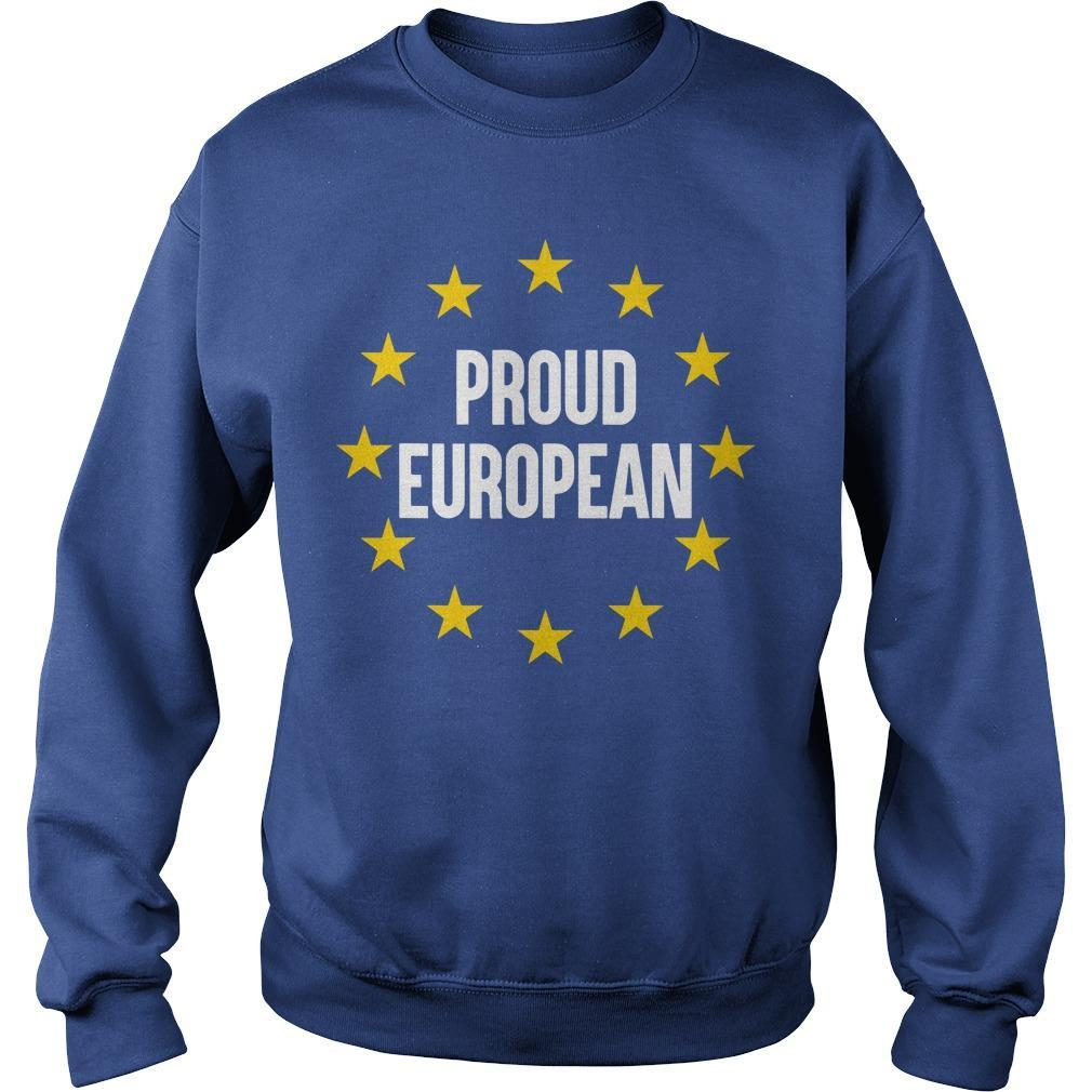 Proud European Sweater