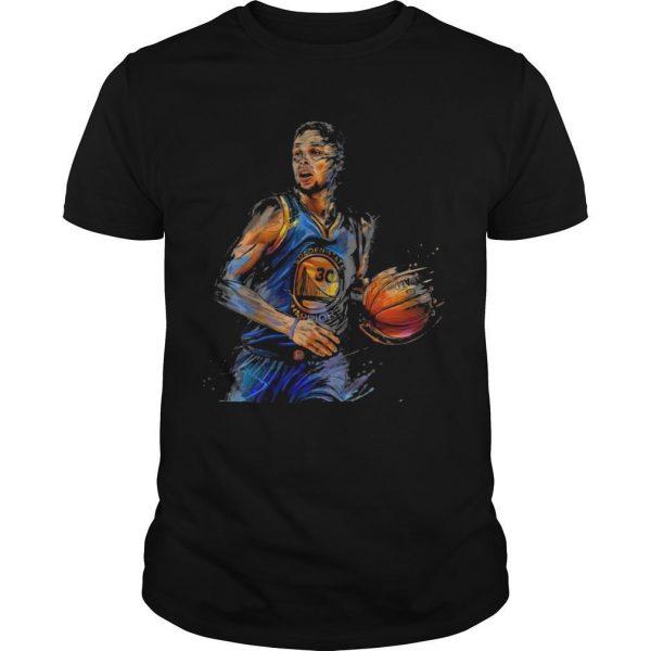 Reverse Nba Stephen Curry Shirt