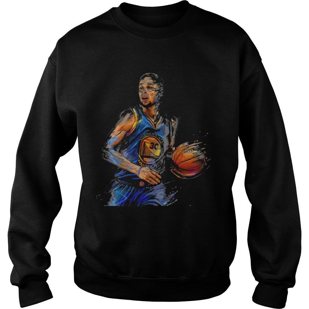 Reverse Nba Stephen Curry Sweater