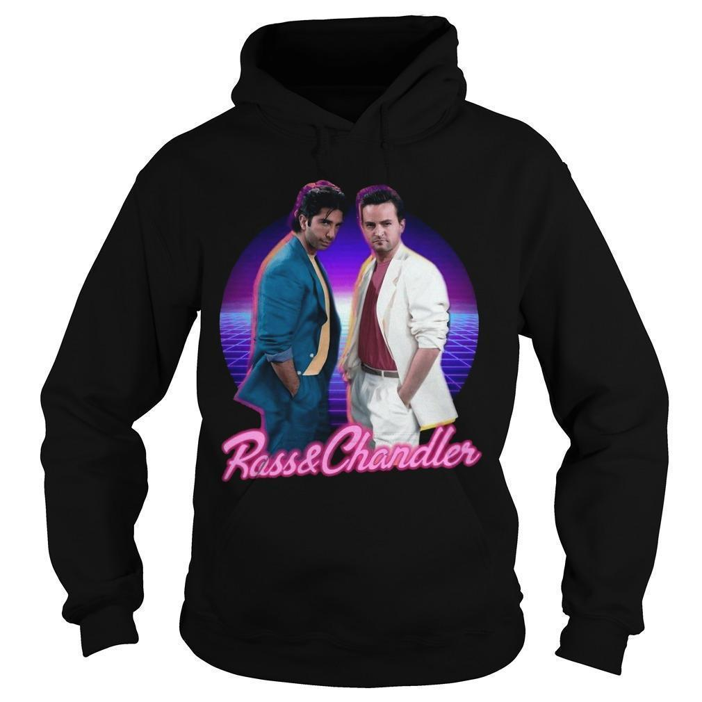 Ross And Chandler Hoodie