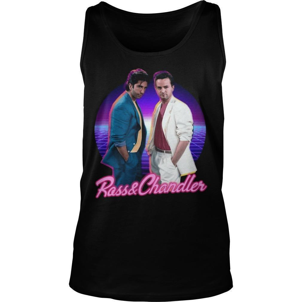 Ross And Chandler Tank Top