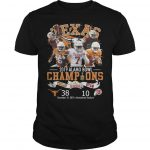 Texas 2019 Alamo Bowl Champions Shirt