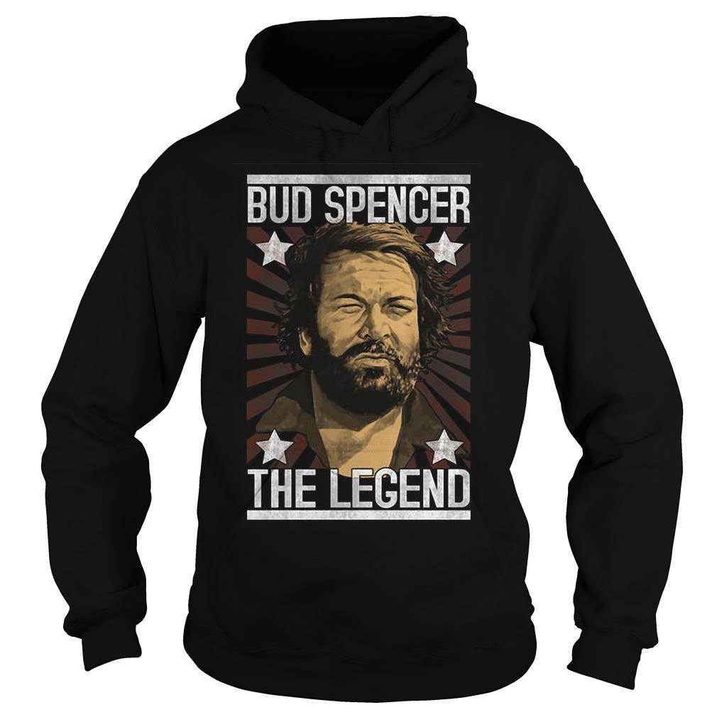The Legend Bud Spencer T Hoodie