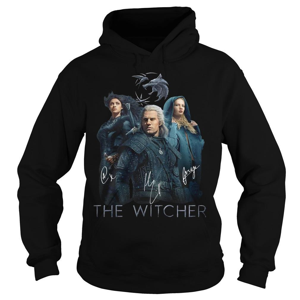 The Witches Signatures Hoodie