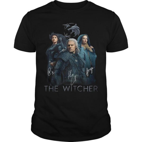 The Witches Signatures Shirt