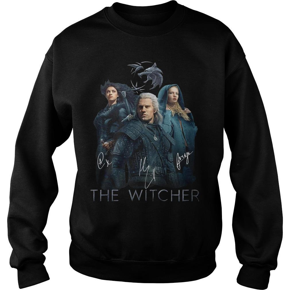The Witches Signatures Sweater