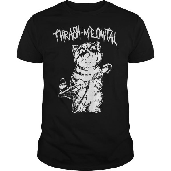 Thrash Meowtal Shirt