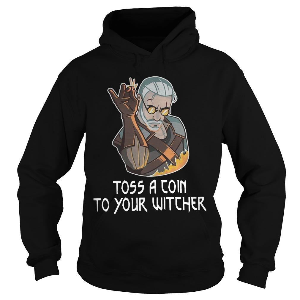 Toss A Join To Your Witcher Hoodie