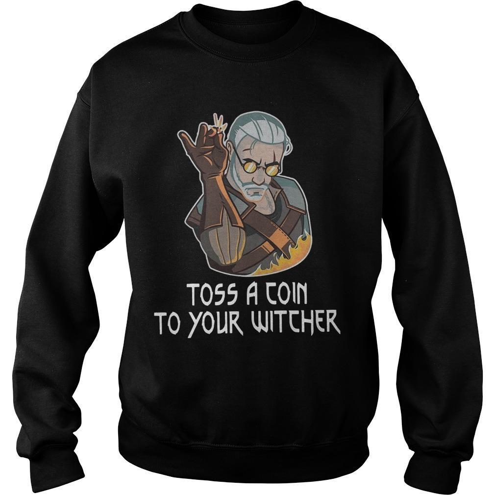 Toss A Join To Your Witcher Sweater
