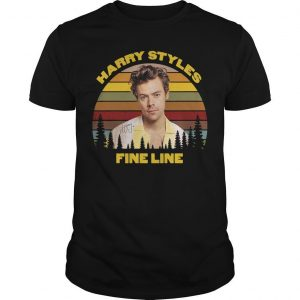 Vintage Harry Styles Fine Line Shirt