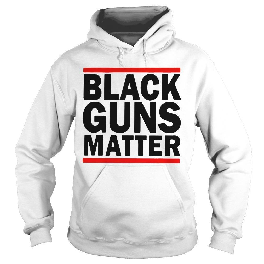 Virginia's Capital Black Guns Matter Hoodie