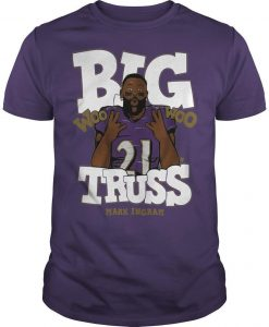Woo Woo Mark Ingram Big Truss Shirt