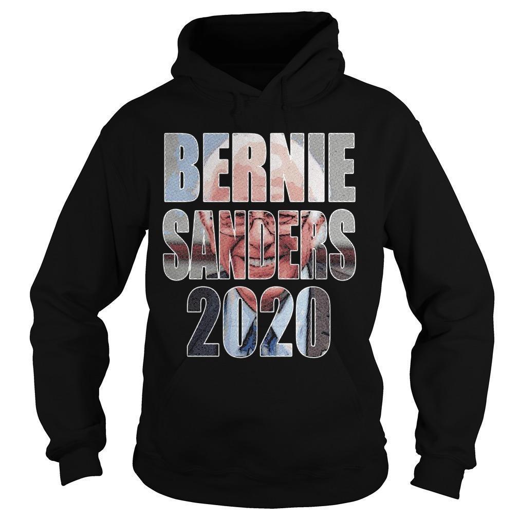 Bernie Sanders 2020 Feel The Bern Hoodie