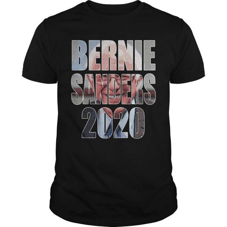 Bernie Sanders 2020 Feel The Bern Shirt