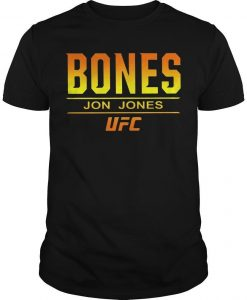Bones Ufc Jon Jones Shirt