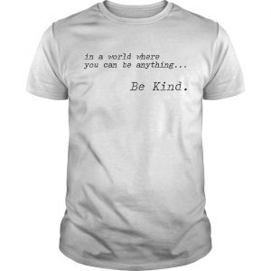 Caroline Flack Be Kind T Shirt