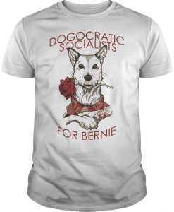 Chris Stedman Dogocratic Socialists For Bernie Shirt