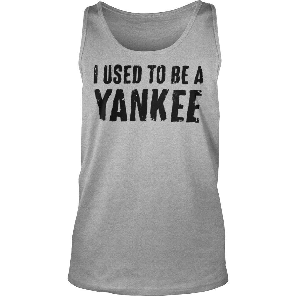 Cliff Bleszinski I Used To Be A Yankee Tank Top