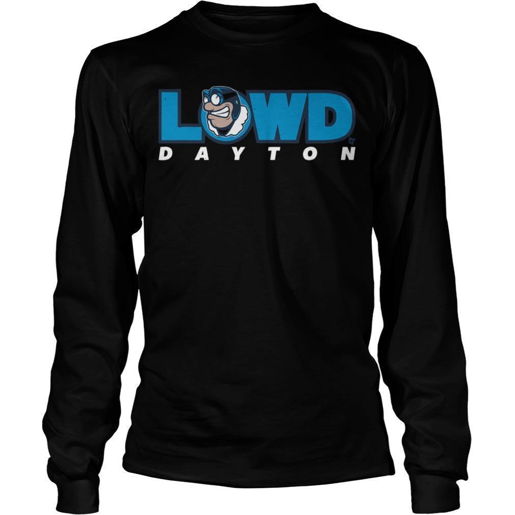 Dayton Flyers Lowd Dayton Longsleeve