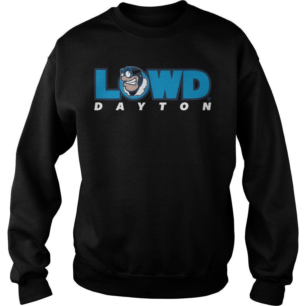 Dayton Flyers Lowd Dayton Sweater