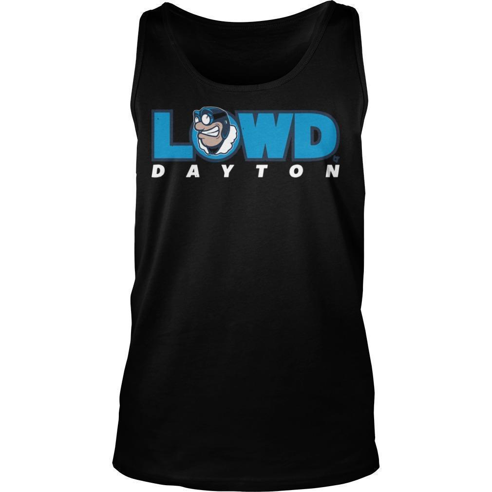 Dayton Flyers Lowd Dayton Tank Top