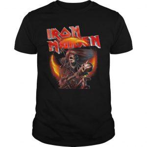Death Iron Maiden Shirt