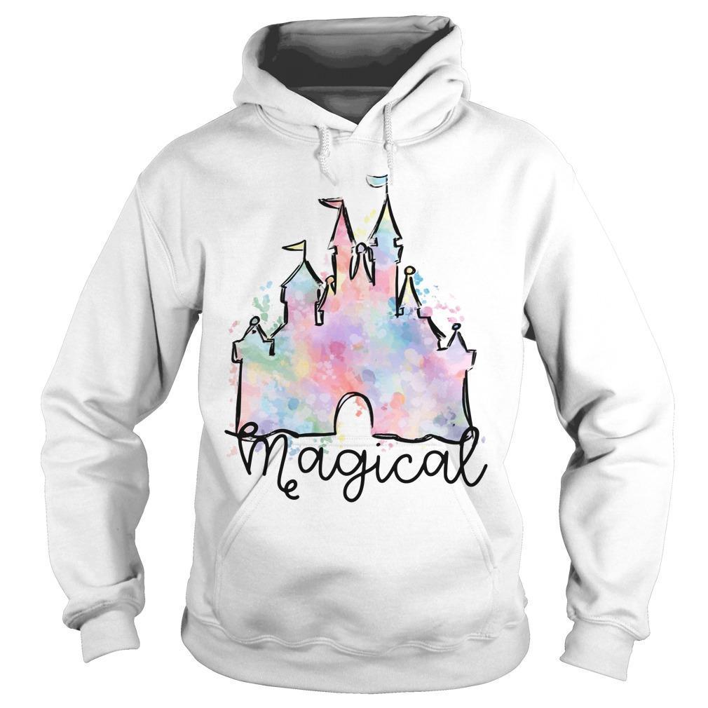 Disney Castle Magical Hoodie