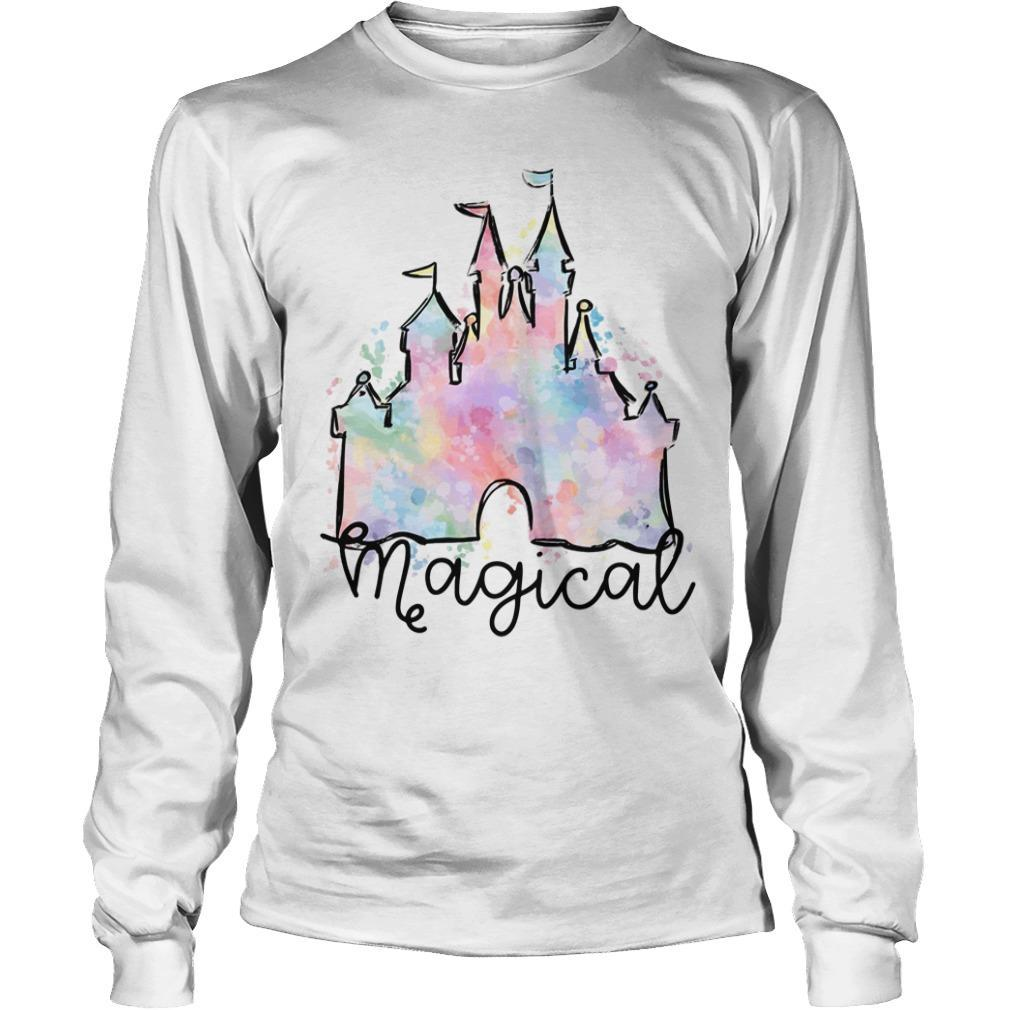Disney Castle Magical Longsleeve