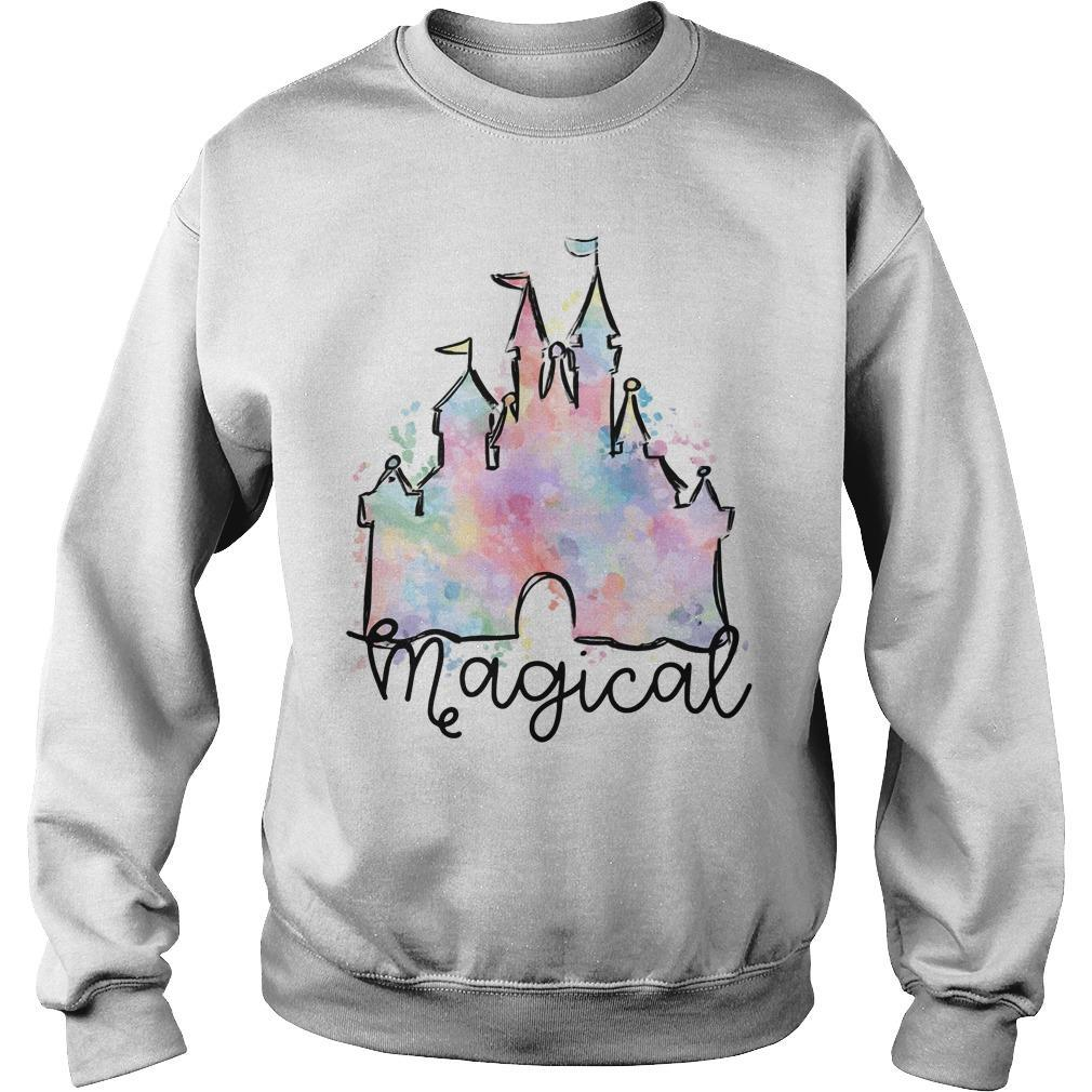 Disney Castle Magical Sweater