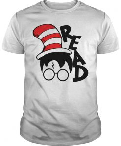 Dr Seuss Harry Potter Read Shirt
