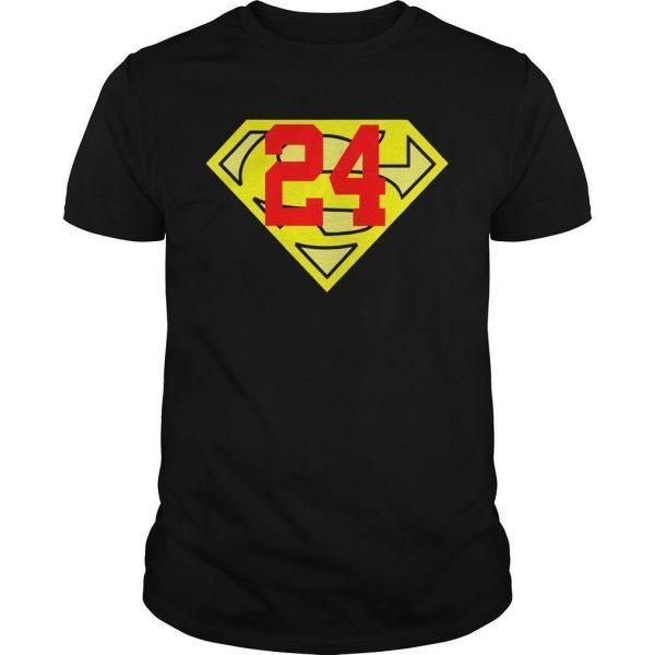 Dwight Howard Kobe Bryant Superman 24 Shirt