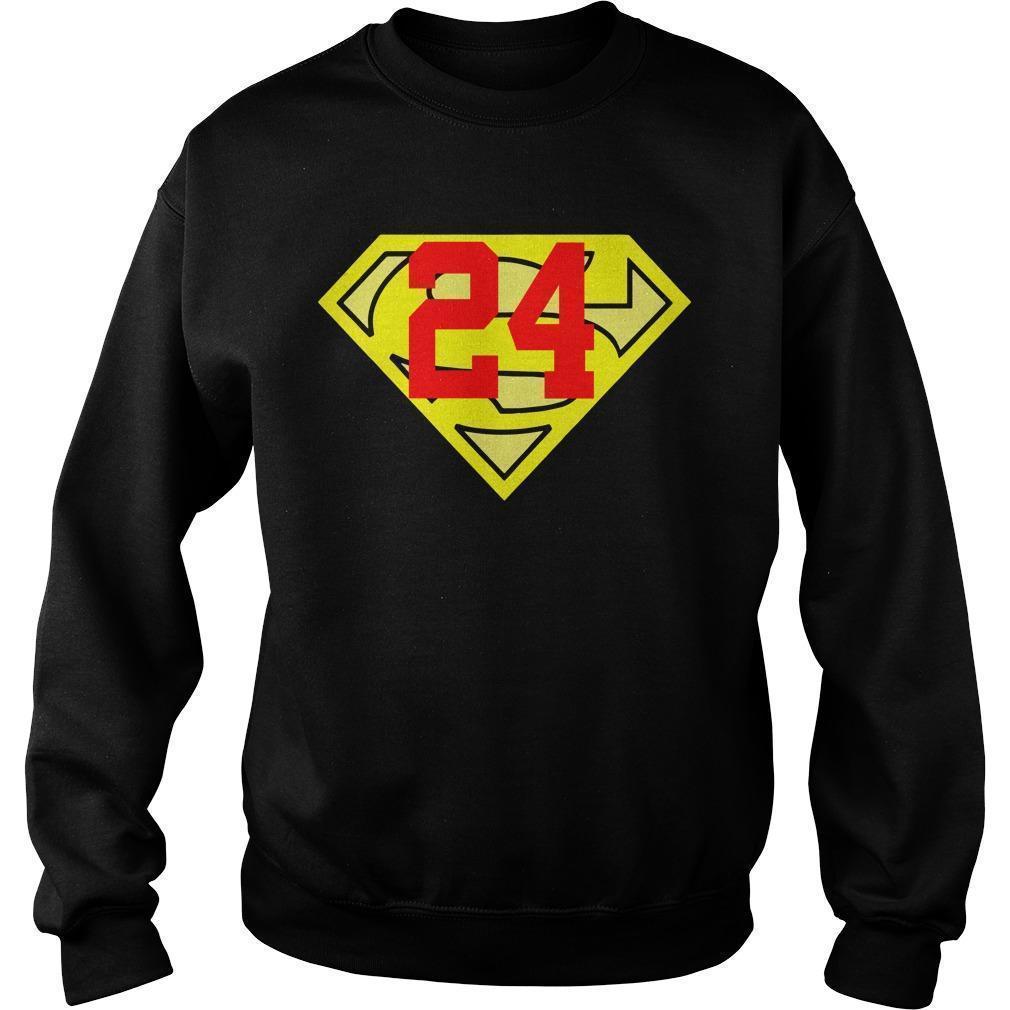 Dwight Howard Kobe Bryant Superman 24 Sweater