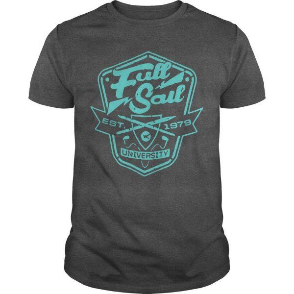 Full Sail University Est 1979 Shirt