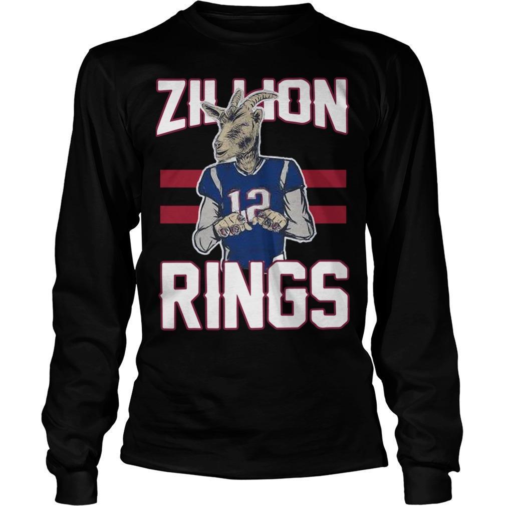 Goat 12 Zillion Rings Longsleeve