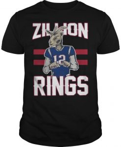 Goat 12 Zillion Rings Shirt